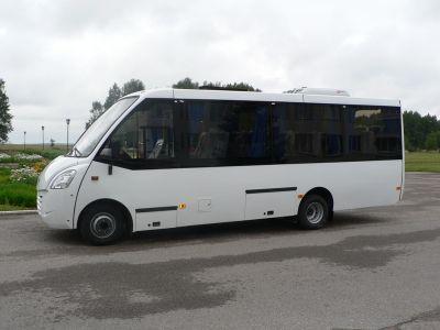 Автобус на свадьбу на 30 мест
