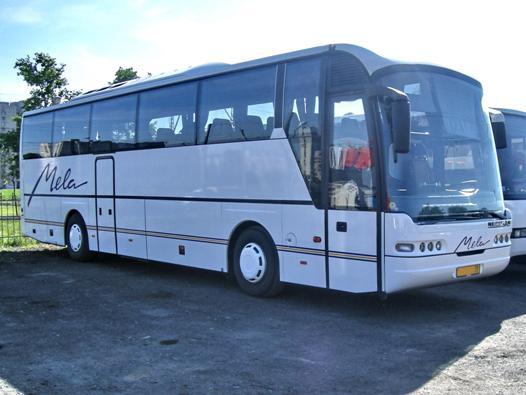 Аренда автобусов туристического  класса