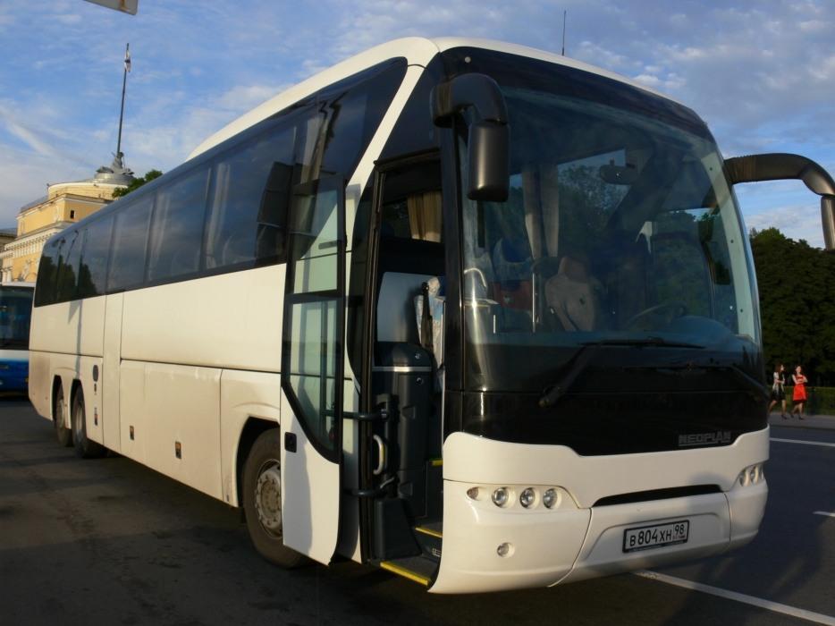 аренда автобуса 53 места