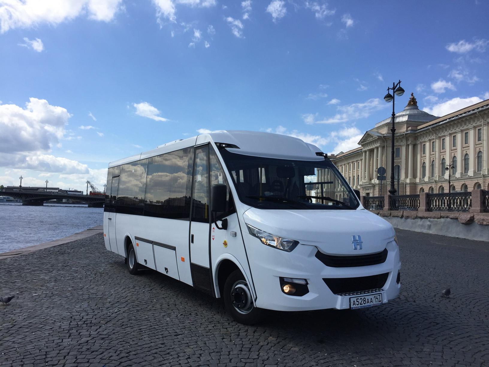 аренда микроавтобуса 30 мест